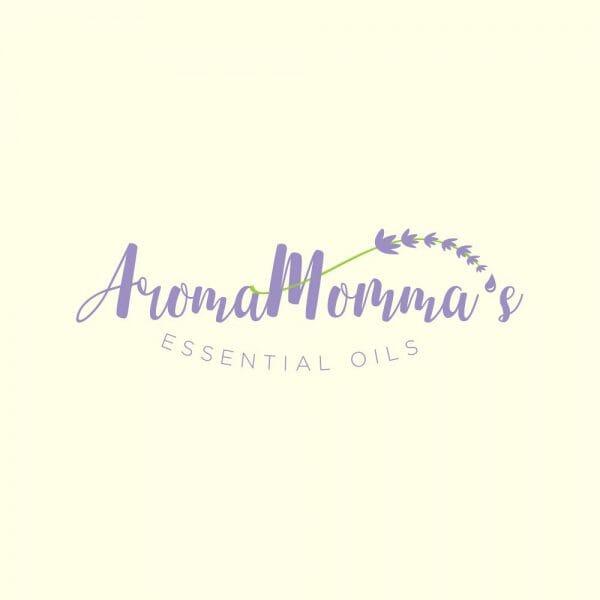 essential oils aroma logo design unseen creative studio west palm beach