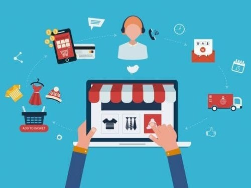 marketing drop shipping e-commerce