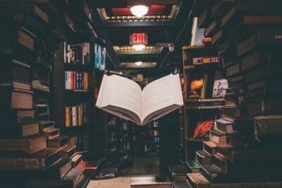 books book store library reading entreprenur best books